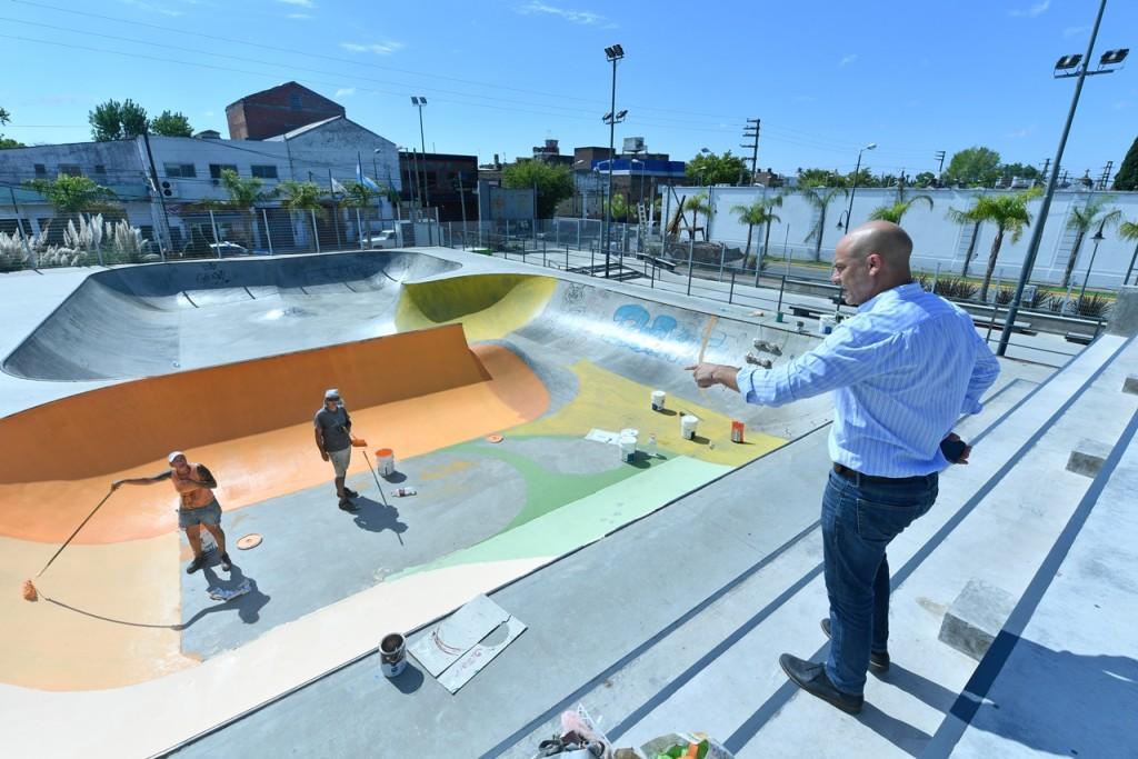 Este domingo, San Fernando inaugurará el Parque de Deportes Extremos