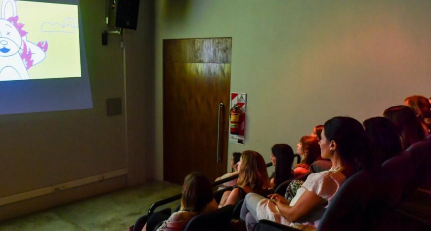 San Fernando organizó una función de cine-debate para reflexionar sobre la problemática de Género