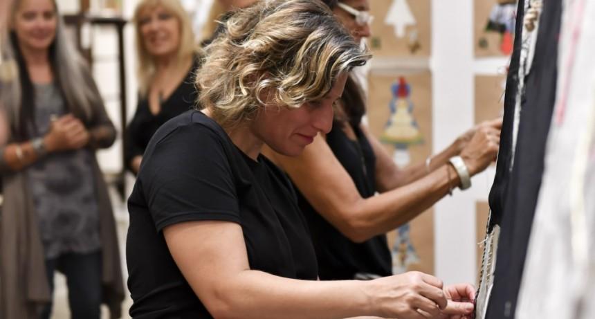 San Fernando abrió muestras artísticas por el Mes de la Mujer en la Quinta 'el Ombú' y el Museo de la Ciudad