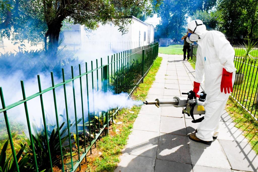 El Municipio de San Fernando continúa sin pausa la prevención del dengue