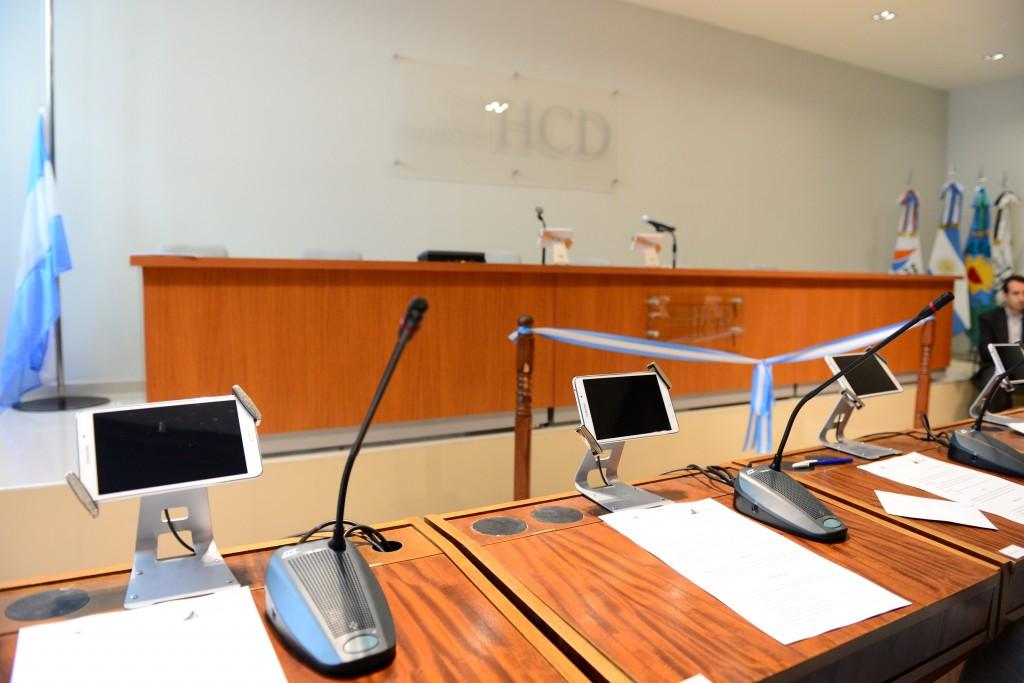 Juan Andreotti inaugurará las sesiones ordinarias del Concejo Deliberante de San Fernando
