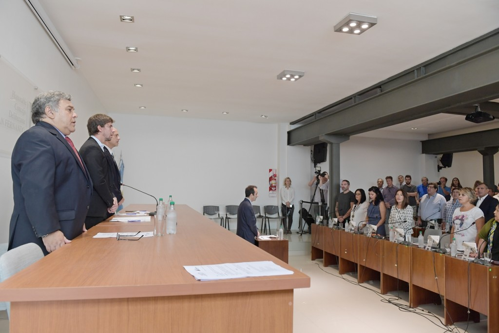 Hoy inauguro por primera vez este inicio de año legislativo