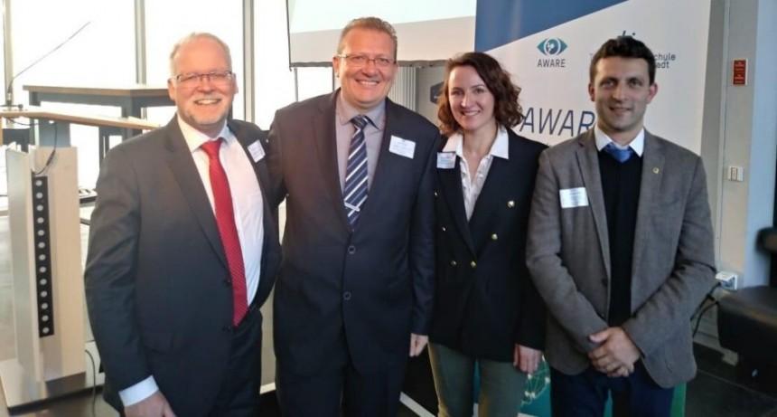 La UTN Pacheco y Volkswagen Argentina, participaron de la inauguración de un centro de investigación en Alemania