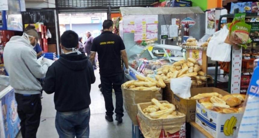 San Fernando clausura comercios por sobreprecios en alimentos esenciales