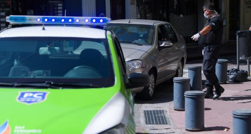 San Fernando: 107 personas detenidas por violar la cuarentena obligatoria