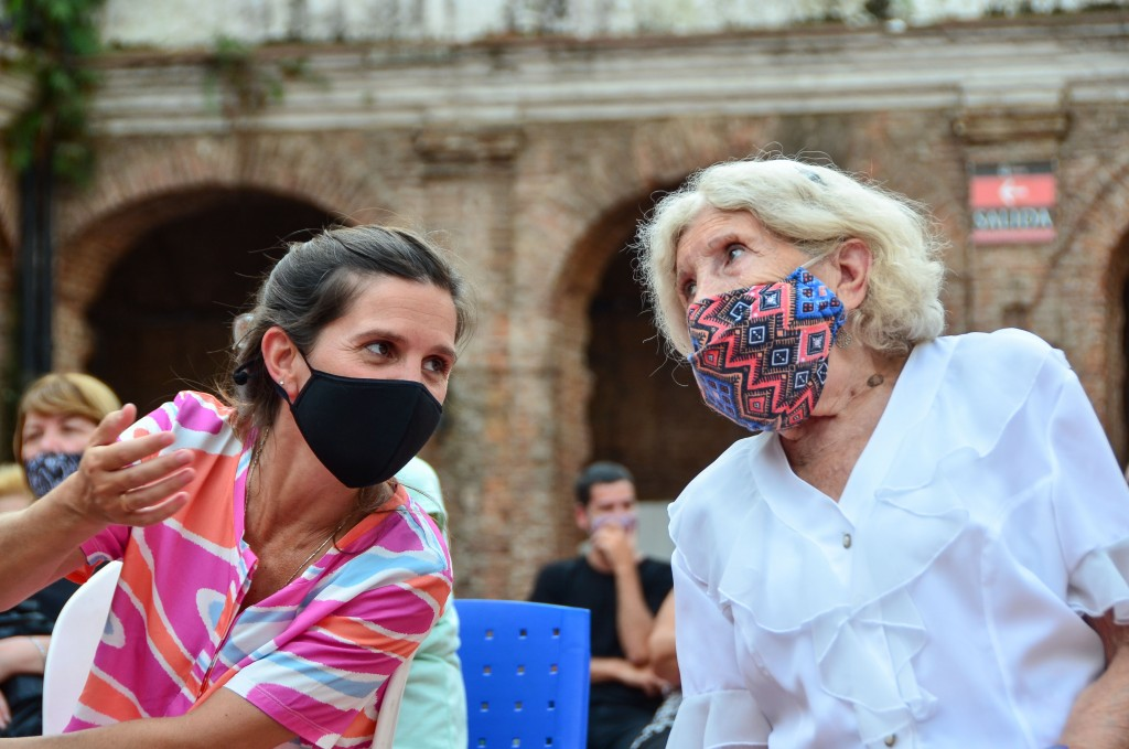 """RAVERTA: """"ESCUCHANDO A LOS JUBILADOS Y JUBILADAS APRENDIMOS A SUPERAR LAS CRISIS"""