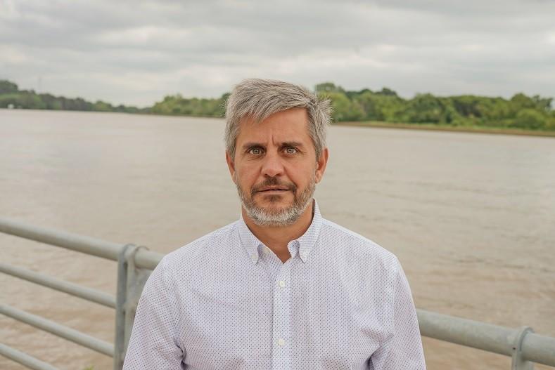 """Rodrigo Álvarez: """"Planteamos desarrollar soluciones habitacionales y más empleo para los tigrenses"""""""