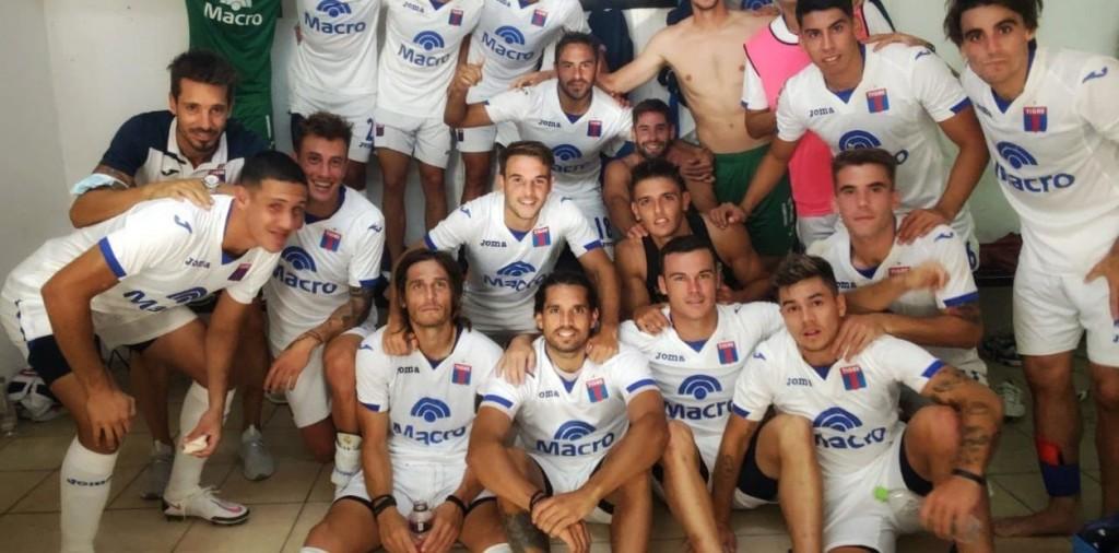 Goleada de Tigre y triunfo que ilusiona le gano a Gimnasia de Mendoza por 4 a 0