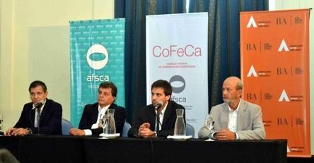 El Consejo Federal de Comunicación Audiovisual sesionó en Mar del Plata