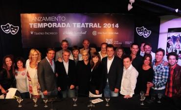 Tigre lanzó su temporada teatral 2014