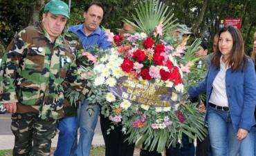 Reconocimiento a los héroes de Tigre que lucharon en Malvinas