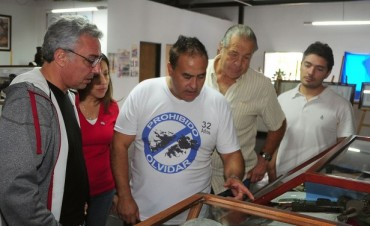Zamora compartió almuerzo de camaradería con veteranos de Malvinas