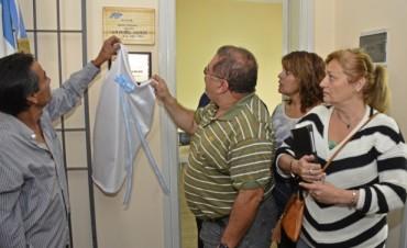 La Sede de Inspectores de San Fernando colocó el nombre del ex combatiente Pedro Romero a una de sus aulas