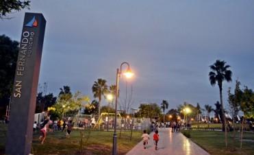 Se inauguró la Nueva Plaza de los Inmigrantes Italianos