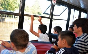 Tigre inició con éxito los programas de Turismo Social