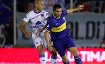 Boca logró un triunfo agónico ante Tigre con un golazo de Riquelme