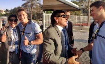 Maradona, detrás del sueño de Regalia