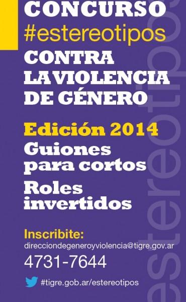 Tigre lanza una nueva campaña contra la Violencia de Género