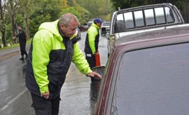 El Municipio continúa realizando operativos de tránsito