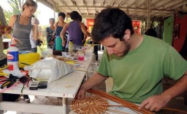 Talleres artísticos en el Museo Sarmiento del Delta