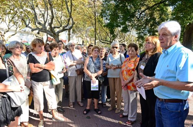 Más de 200 personas visitaron 7 iglesias de San Fernando en una actividad turística del Municipio