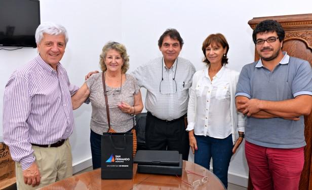 San Fernando homenajea a sus artistas locales