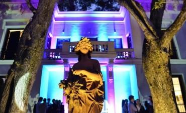 """Primer fin de semana de la Quinta """"El Ombú"""" con abundante actividad"""