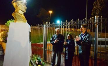 San Fernando homenajeó a los veteranos y caídos de la Guerra de Malvinas