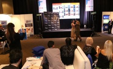 Cátulo Tango presente en la Expo EFI 2016