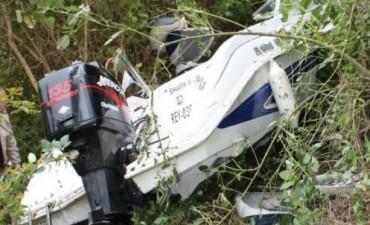 Tragedia en el Río Luján: hallan sin vida al hijo de Federico Storani