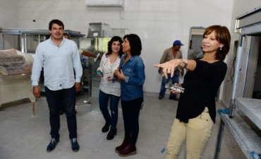 Avanza la obra del nuevo Centro Educativo Social de San Fernando