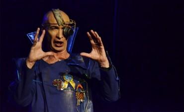 """Eduardo Calvo fue un """"Fenómeno"""" en el Teatro Martinelli de San Fernando"""