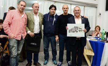 El Municipio reconoció al Club Guardia Vieja por su aniversario 83°