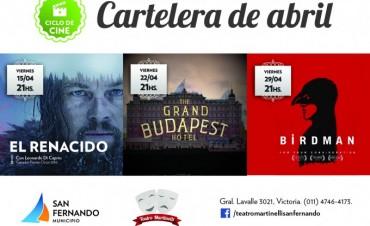 El viernes comenzará un ciclo de cine gratuito en San Fernando