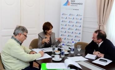 San Fernando se prepara para sumarse al cambio mundial de la vacuna contra la Polio