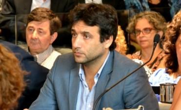 """Salvador le respondió a Andreotti: """"Este gobierno provincial no distingue entre amigos y enemigos"""""""
