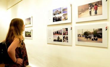 """La muestra """"África, Barriendo Fronteras"""" se exhibe en la Quinta El Ombú de San Fernando"""