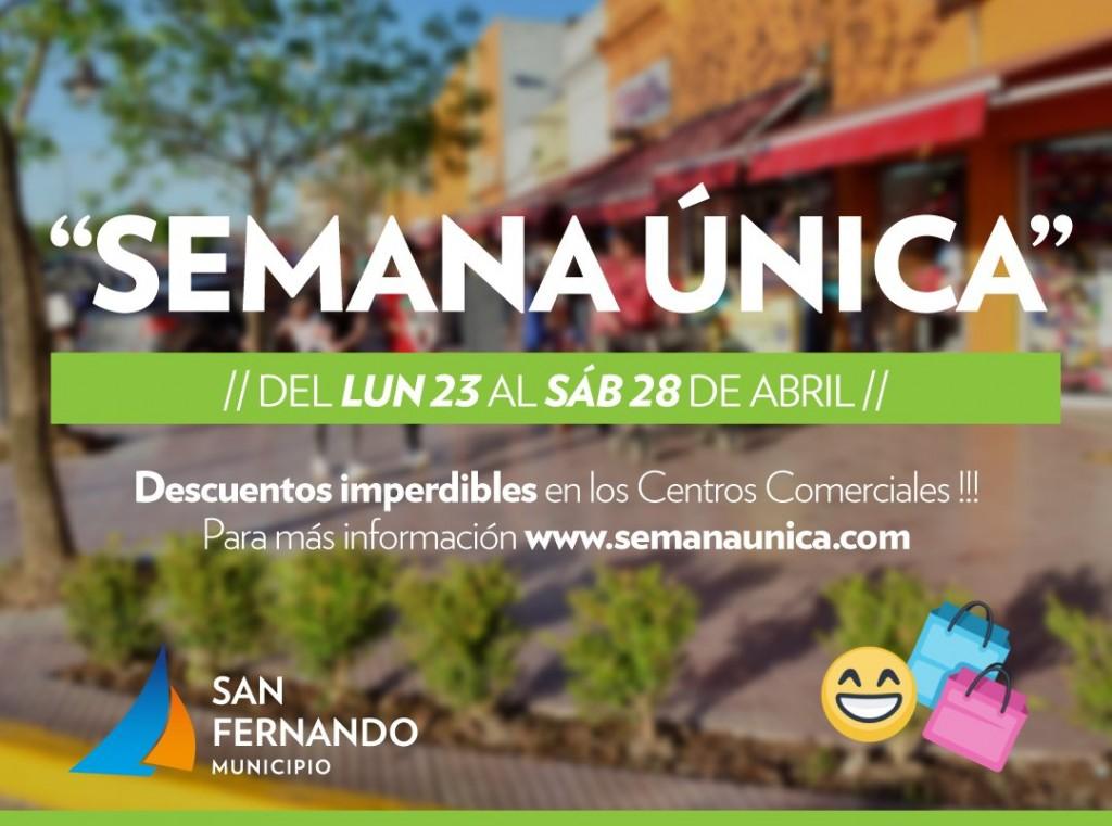 Los centros comerciales de San Fernando ofrecerán importantes descuentos