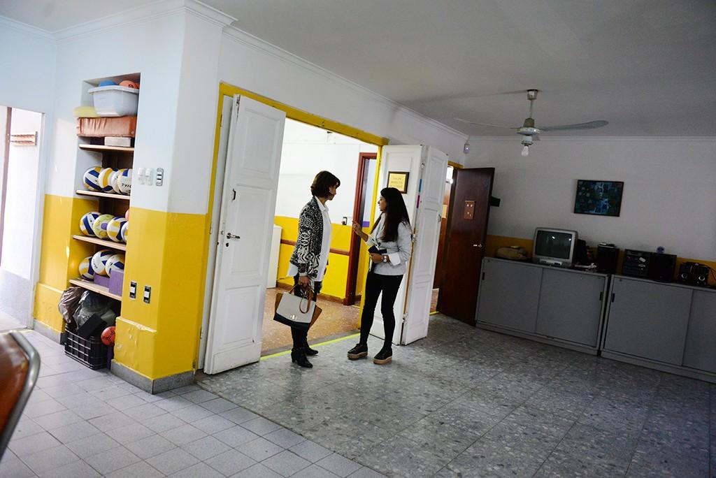 El Municipio realiza obras en el Centro de Día para Ciegos y Disminuidos Visuales