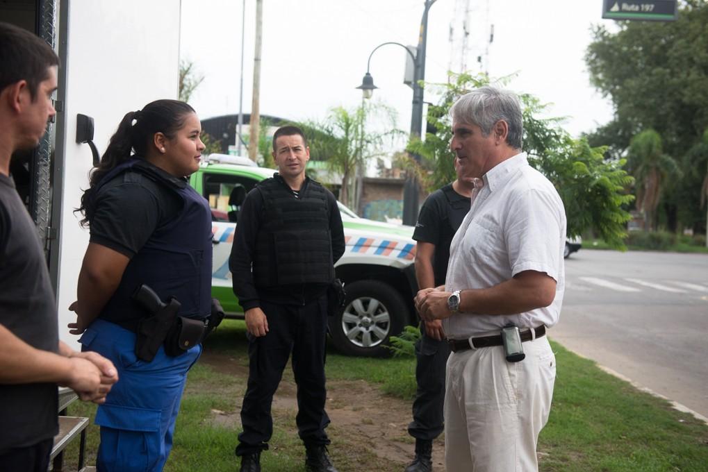 Balance del funcionamiento de las Postas Policiales instaladas por el Municipio