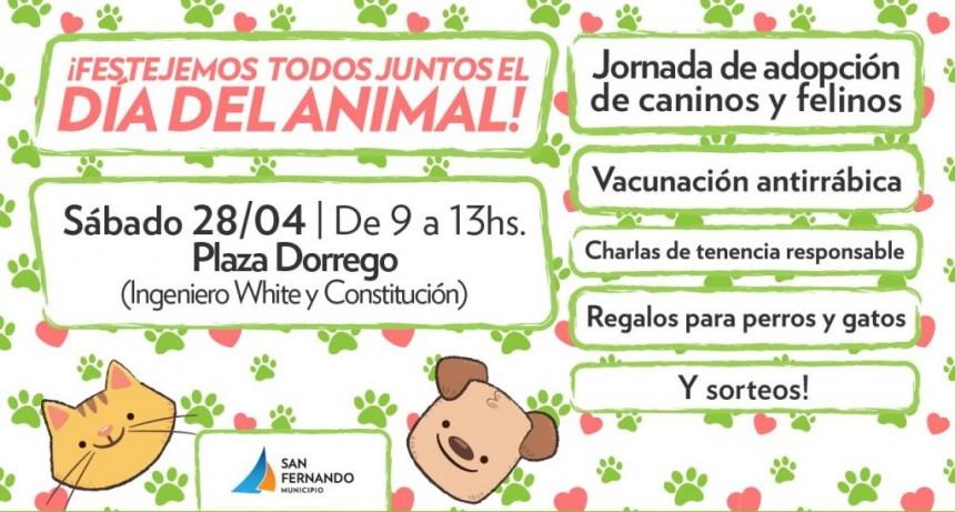 San Fernando prepara un gran festejo para el Día del Animal
