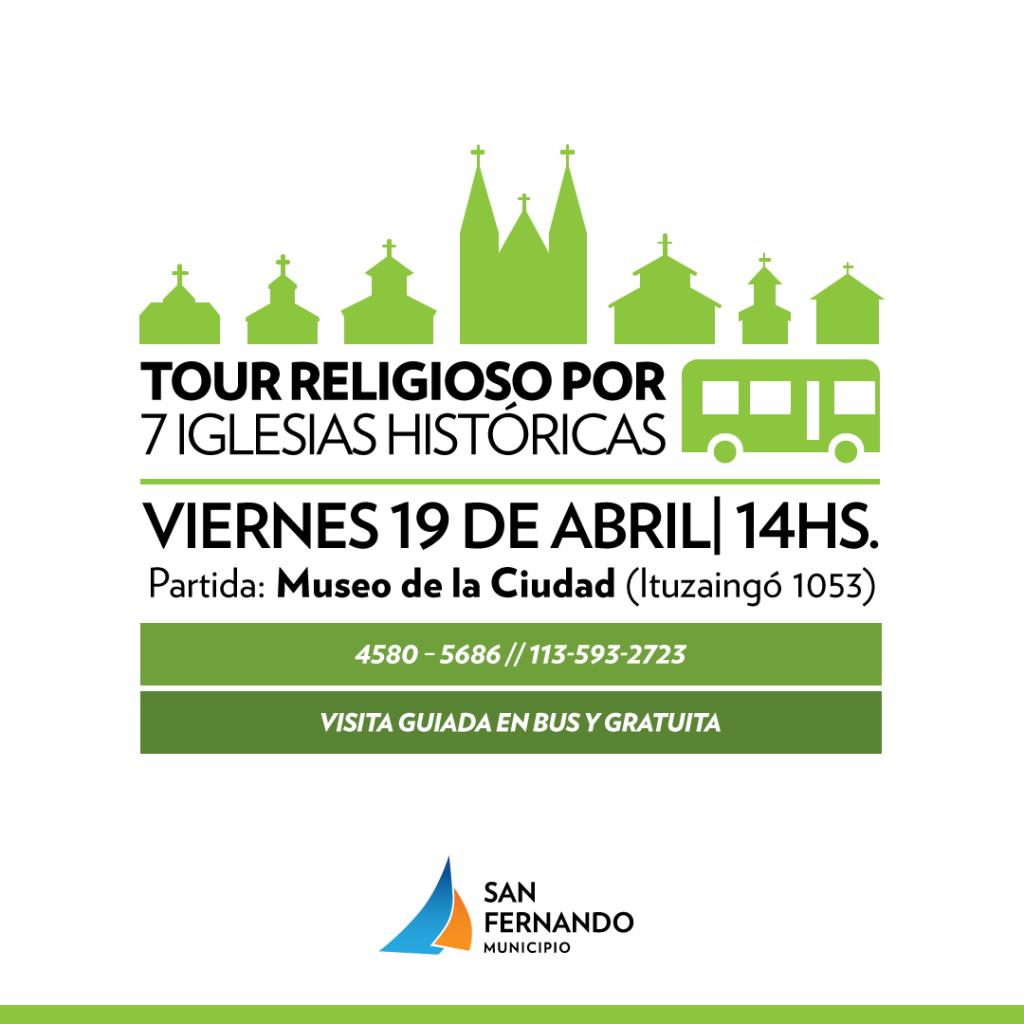 Este viernes, San Fernando conmemora Semana Santa