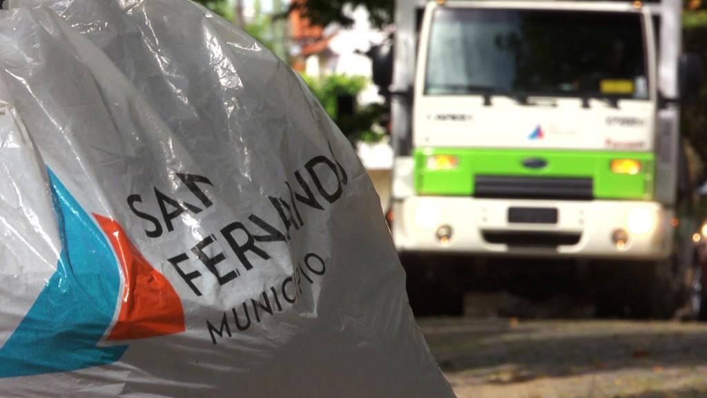San Fernando solicita no sacar los residuos hasta el martes por la noche