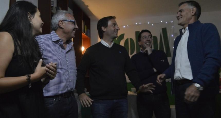 Florencia Mosqueda inauguró el centro comunitario