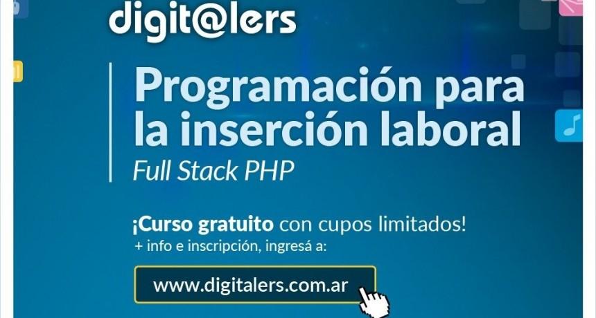 Digitalers - Curso de Programación para la Inserción Laboral en San Fernando