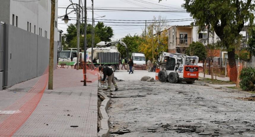San Fernando renueva integralmente la manzana del nuevo Hospital Municipal
