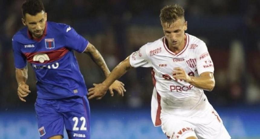 Unión venció a Tigre y quedó bien perfilado para la próxima fase de la Copa Superliga