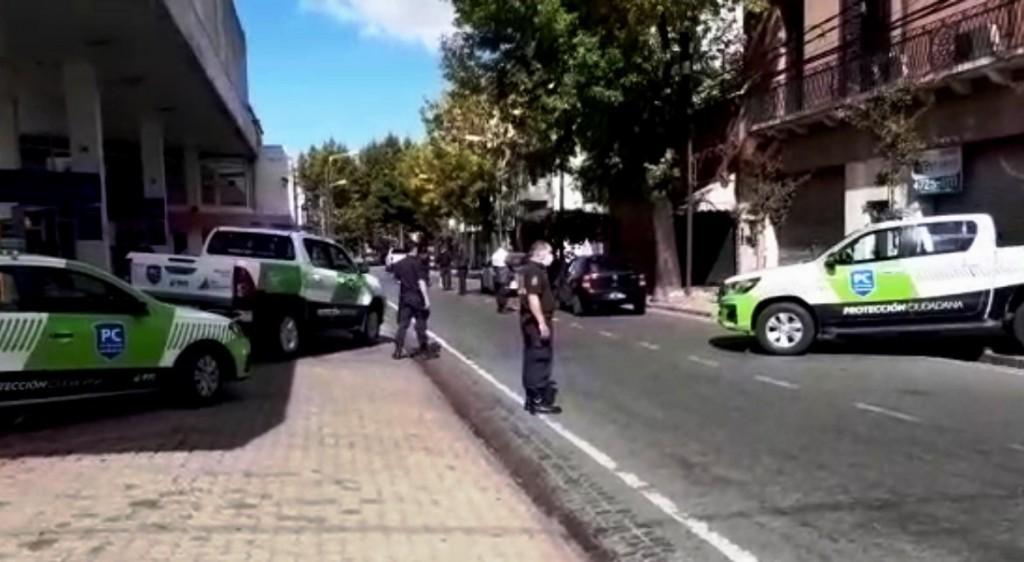 San Fernando: 849 detenciones en los controles de seguridad
