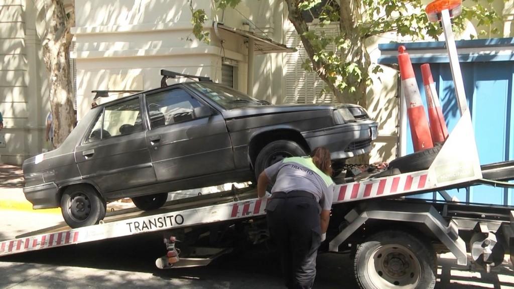 San Fernando secuestró gran cantidad de vehículos en sus controles de la cuarentena