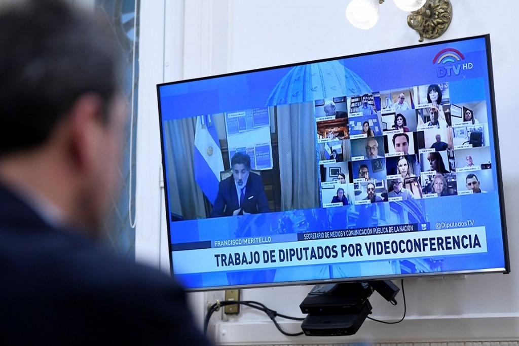 La diputada Alicia Aparicio le solicitó al presidente del ENACOM avanzar con la conectividad del Delta